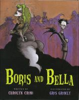 Boris and Bella Cover by GrisGrimly