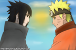 Naruto 699: What Makes us Ninjas by Bth-Portugal