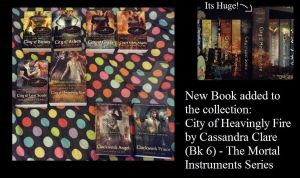 The Mortal Instruments and The Infernal Devices by Horsey-Luver450