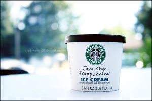 Ice Cream+Starbucks by blackmamba08