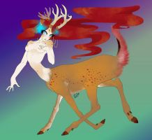 Deer by adanteria