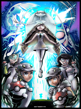 All Are Welcome into the Aether by YoshiUnity