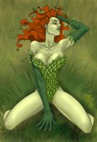 Poison Ivy by ChrisShields