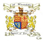 Coat of Arms -  6th Warwickshire Regiment Of Foot by MadVikingProductions