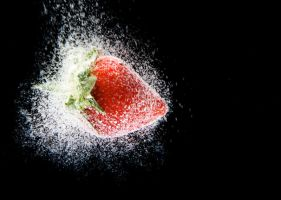 Strawberry Bubbles by ashlite