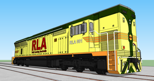 RLA 091 - GT56C by DounutCereal