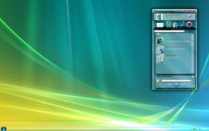 Windows live messenger 9 v2 by chris480