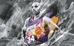 Charles Barkley Wallpaper by skythlee