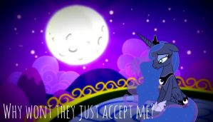 Why Wont They Just Accept Me? by Original-Lunar