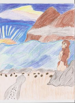Selkie-contest entry by Allamericangirl966