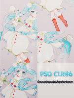 PSD CLR#7 by GaCucheoo