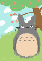 Totoro by derpmyBASS
