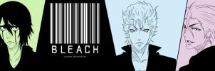 Bleach Bookmark by Pchoberry