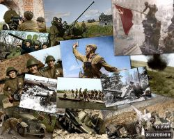 Wallpapers from game Blitzkrieg GZM USSR by TheDesertFox1991
