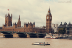 The Palace of Westminster by AnanyaArts