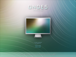 Onde pack wallpapers by MathieuBerenguer