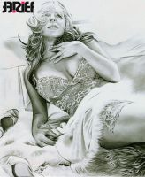 Mariah Carey ART by riefra
