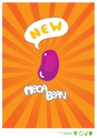 Mega Bean by johnstonnet