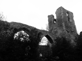 Church Ruins by Party9999999