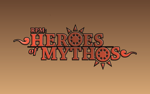Heroes of Mythos Logo by The-Knick