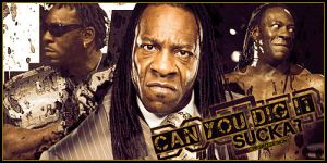 Booker T Banner by Cre5po
