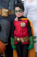 Damian by mark shafer10 by ComicChic19