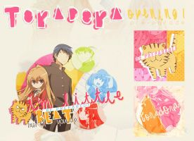 [Reto] ToraDora! by 4dprincess