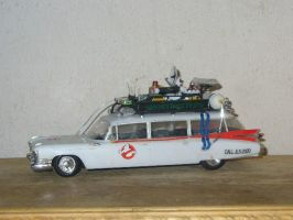 ecto 1 by wotan03