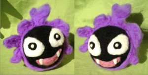 Selfmade Ghastly Plush by kovuification
