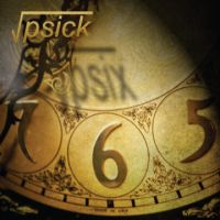 PSICK PSIX album cover by FrozenPinky