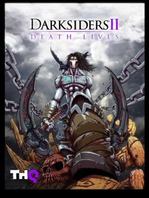 Darksiders 2 Death Lives - Wepik by NOENDER