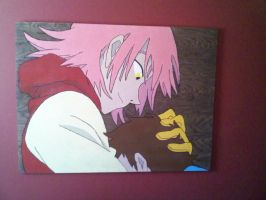 FLCL Painting by viciouscb0021