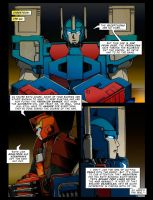 Ravage - Issue #1 - Page 1 by TF-TVC