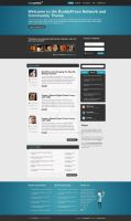 SixaPress - BuddyPress Theme by izuddinhelmi