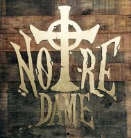 Notre Dame Bar panel with logo by JoseXC