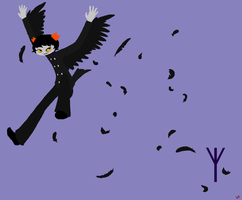 Corvus: ascend by windbladeicepuppy