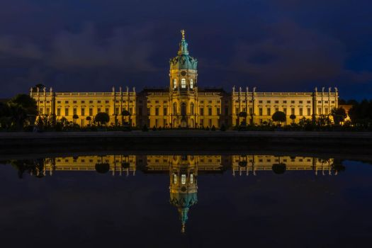 Schloss Charlottenburg revisited by TheMetronomad