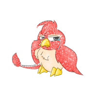 Neopets: Down For Maintenance Pteri by RaeSyndrome