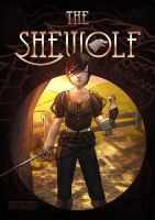The Shewolf by Eddy-Swan-Colors