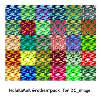 Gradient Pack for DC_image by halakimok