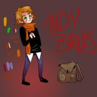 People Planters - Andy by ichimp-doodler