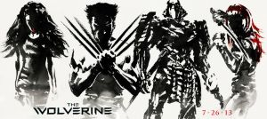 The Wolverine movie banner by DComp