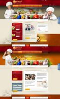 Food investment site by webdesigner1921