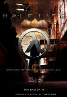 Half Life movie poster by Anjunabeats9