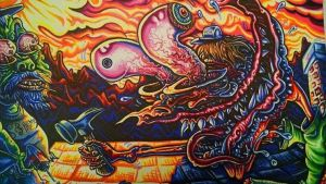 The Psychoneurotic Fabricator by SynesthesiaSeth