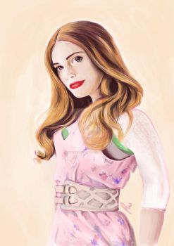 Lydia Martin. by bekahwithers