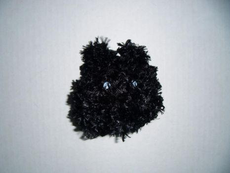 Crochet Dust Bunny by Anguisel