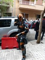 Deathstroke by CosplayCorp