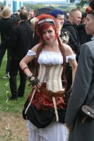 CP 2009 Steampunk girl by aerisek