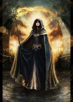 Moiraine Damodred by Westling